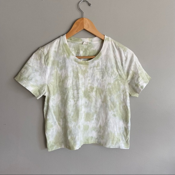 WILFRED CROP TEE, Size S